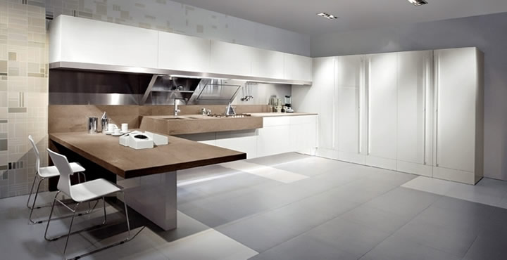 Muebles de cocina italianos for Puertas diseno italiano