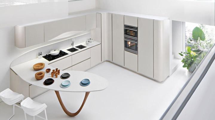 Muebles de cocina italianos