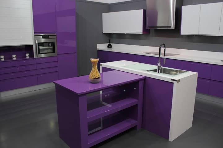 Muebles cocina lacados
