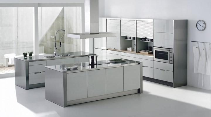 Mueble de Cocina Italiana