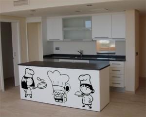 Muebles De Cocina Pequea. Great Maxi Ideas De Decoracin De Cocinas ...