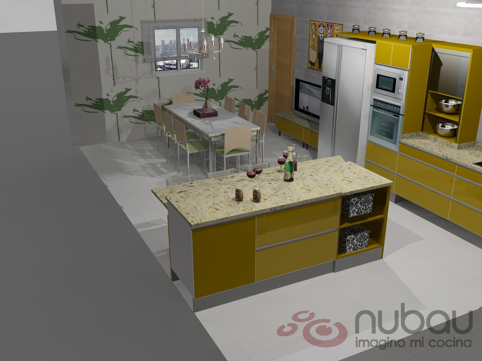 Qu es lo m s caro al cambiar de cocina for Muebles de cocina para montar