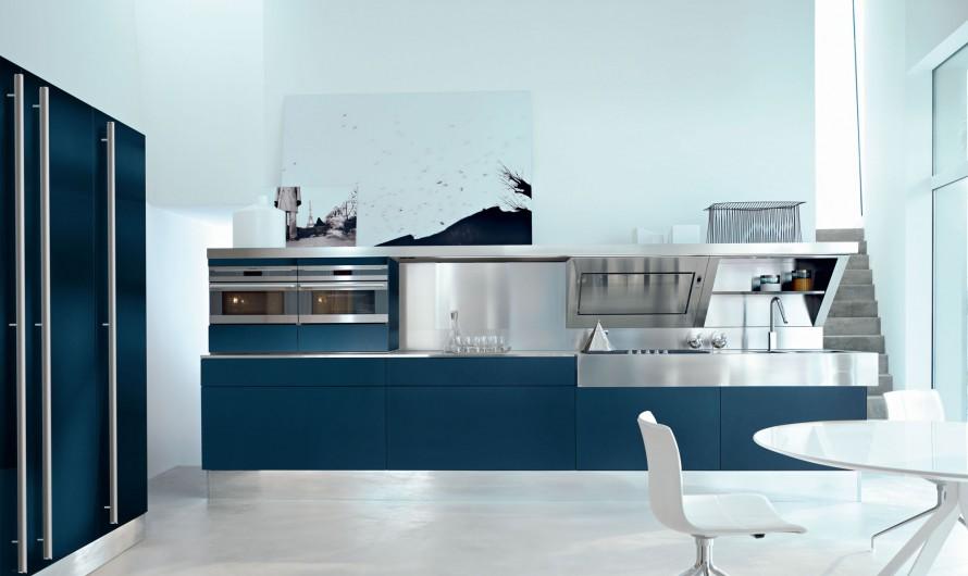 Cocinas elegantes for Muebles de cocina elegantes