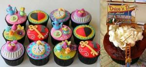 cupcakes muy elaborados
