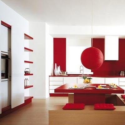 Cocina de estilo japon s - Estilos de muebles de cocina ...